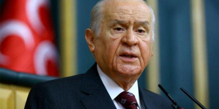 MHP lideri Devlet Bahçeli'den sert sözler. Fikri Sağlar'a tepki. Aylin Sözer ve yeni yıl mesajı