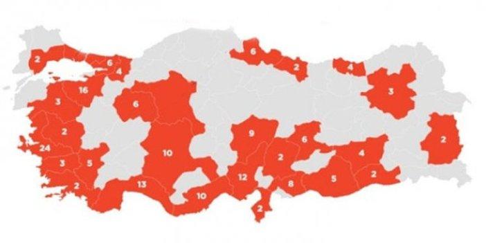 Adalet Bakanlığı resmen duyurdu. 30 büyükşehir sisteme dahil edildi