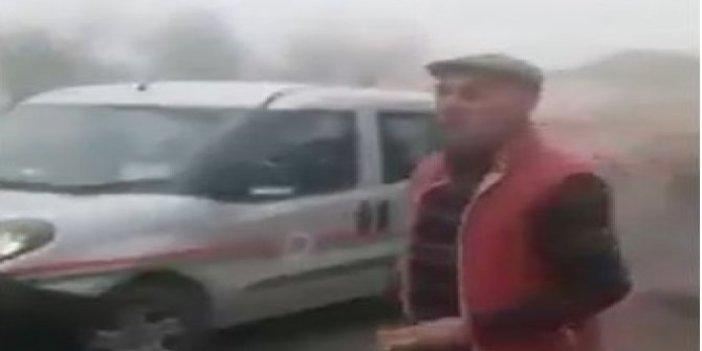 Traktörü haczedilen çiftçiden büyük isyan: Bir de milletin halini görsünler