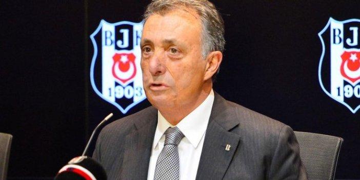 Beşiktaş Başkanı Ahmet Nur Çebi sağlık durumuyla ilgili açıklama yaptı