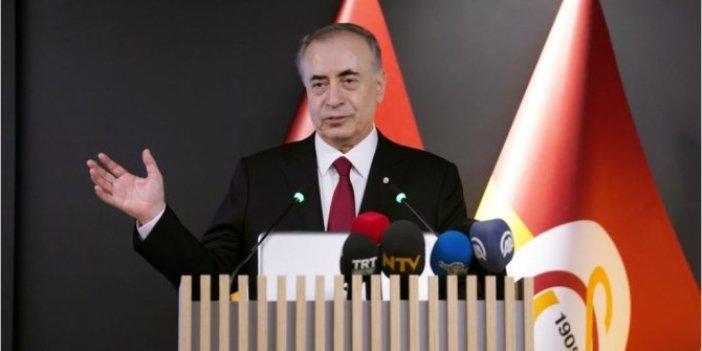 Galatasaray Başkanı Cengiz'den yeni yıl mesajı