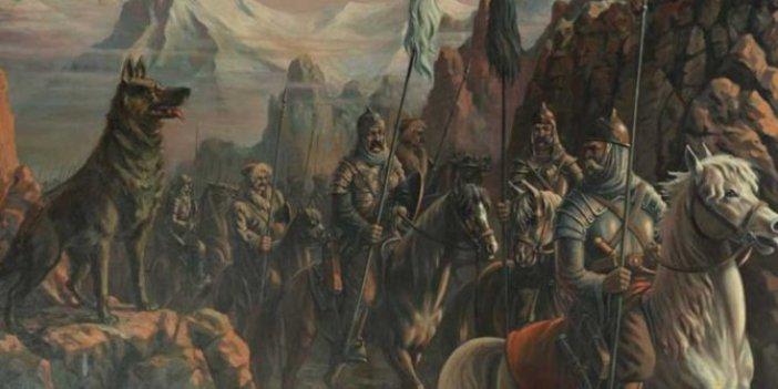 Ergenekon'dan çıkış tabloları müzeden kayboldu. Atatürk'ün talebiyle çizilmişti