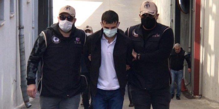 Adana merkezli YPG/PKK operasyonunda yakalanan 3 şüpheli tutuklandı