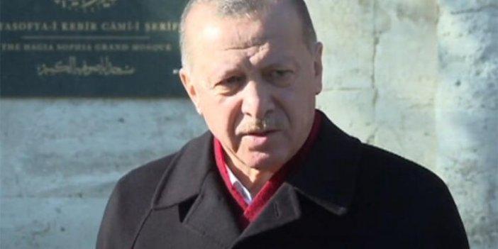 Erdoğan'dan Fikri Sağlar'a tepki