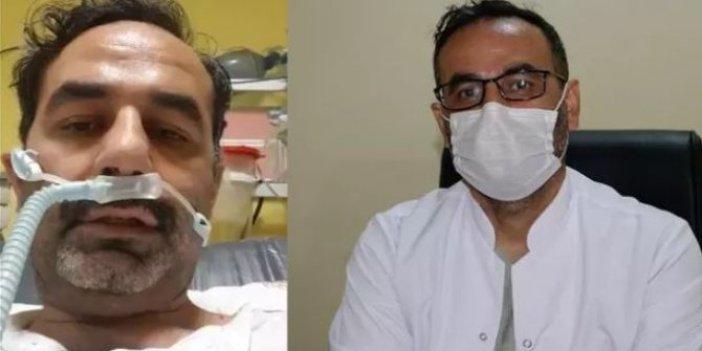 Anestezi ve Yoğun Bakım Uzmanı Doç. Dr. Hakan Akelma korona virüse yakalandı