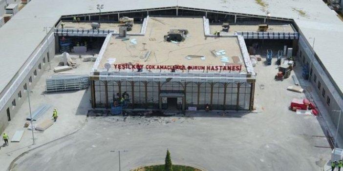 Pandemi hastanesi diye yapıldı altından neler çıktı. CHP'li Mustafa Adıgüzel'den büyük suçlamalar
