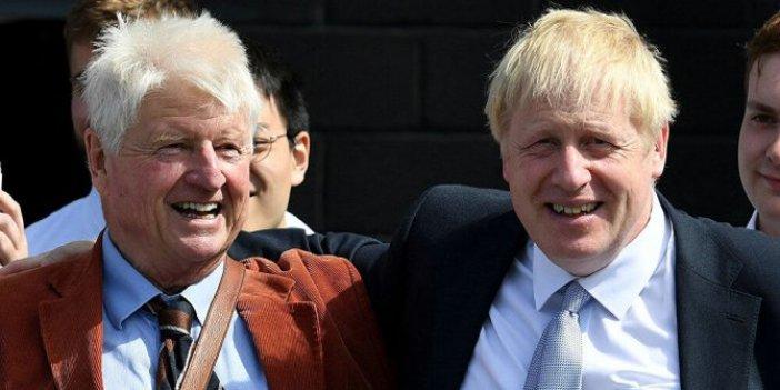 İngiltere Başbakanı Boris Johnson'ın babası Stanley Johnson Fransız vatandaşlığına başvurdu