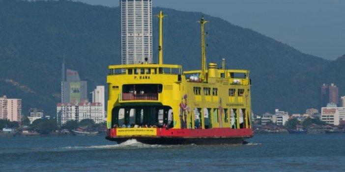 Malezya'da feribot faciası. Acı tablo ortaya çıktı