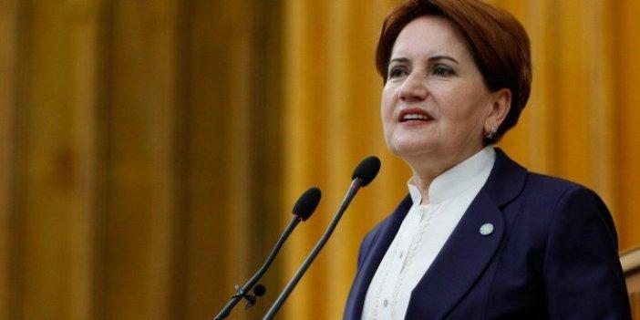 İYİ Parti lideri Akşener'den Erdoğan'a kadınlarla ilgili sert çıkış
