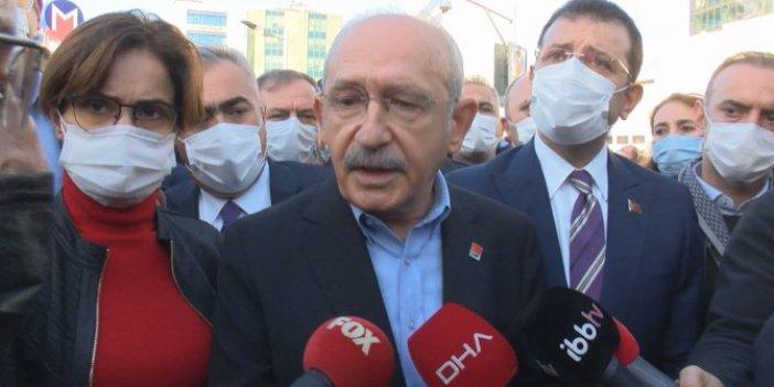 Erdoğan'ın başörtülü kadınlar hakkındaki açıklamalarına Kemal Kılıçdaroğlu'ndan tepki