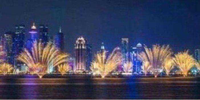 Müslüman Arap ülkeleri Yılbaşı'nı böyle kutladı