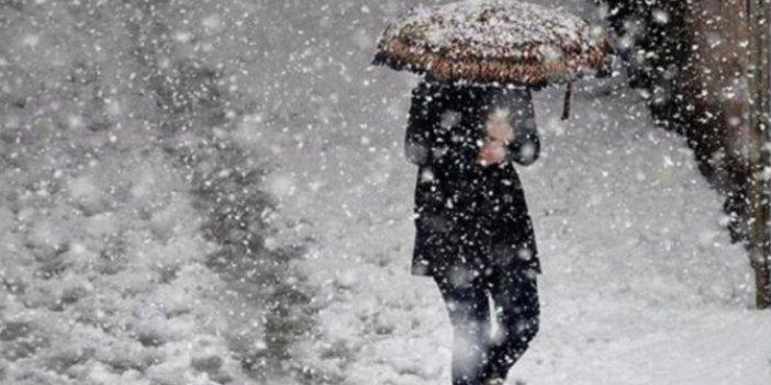 Marmara Bölgesi'ne bıyık donduran soğuklar geliyor. Meteoroloji tarih vererek uyardı