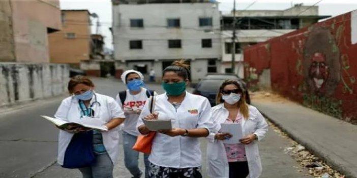 Vakalar artınca Venezuela karantinaya giriyor