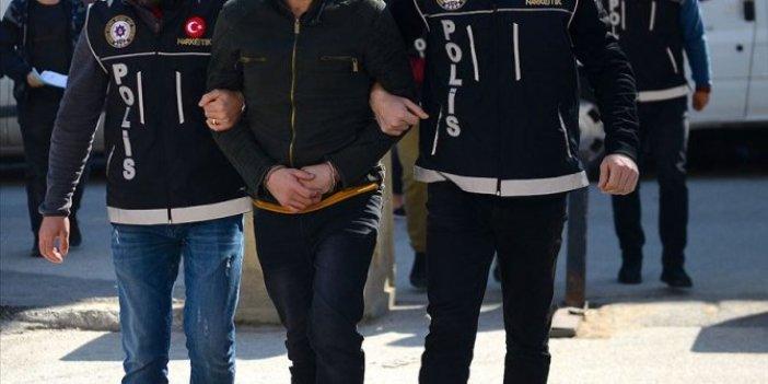 İçişleri Bakanlığı açıkladı, 33 ilde 267 kişi gözaltına alındı
