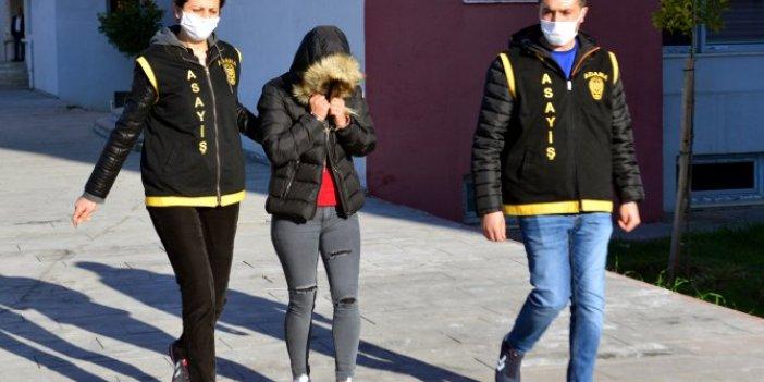 Adana'da 14 yıl hapisle aranan kadın hükümlü yakalandı