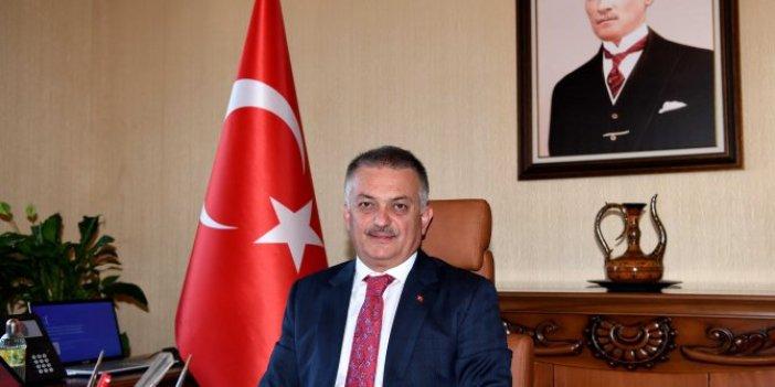 Antalya Valisi Ersin Yazıcı koronaya yakalandı