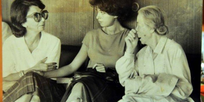 İsmet İnönü'nün eşi Mevhibe İnönü'nün Atatürk Havalimanı'nda çekilen fotoğrafının öyküsü
