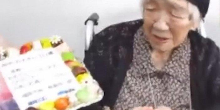 Dünyanın en yaşlı insanı bir yaşına daha bastı