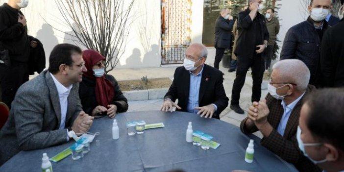 Kemal Kılıçdaroğlu, İstanbul'da cami ve cemevi ziyaret etti