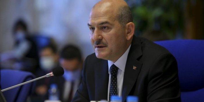 İçişleri Bakanı Soylu duyurdu. Gabar Dağı'ndaki mağarada 5 terörist öldürüldü
