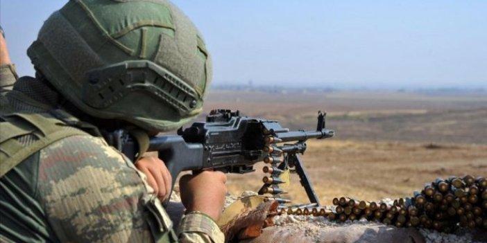 Milli Savunma Bakanlığı duyurdu. Barış Pınarı bölgesine sızmak isteyen 3 PKK/PYG'li öldürüldü