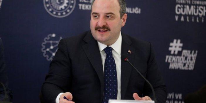 Sanayi ve Teknoloji Bakanı Mustafa Varank'tan Volskwagen ile ilgili flaş açıklama
