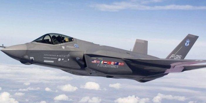 Pentagon ve Lockheed Martin'den flaş  F-35 kararı