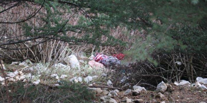 Isparta'da kayıp ihbarı yapılan kadın ormanlık alanda ölü bulundu