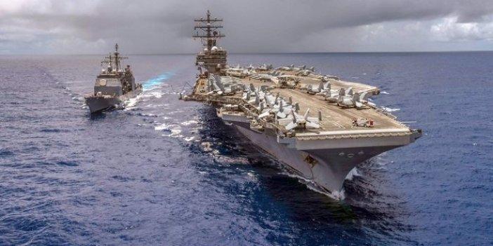 ABD'den flaş hamle. İran'ın tehditlerine önlem