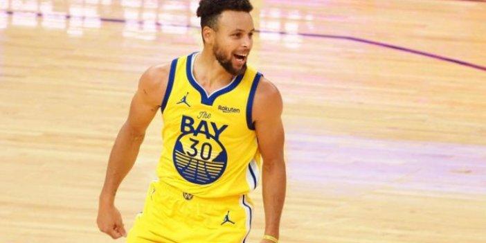 Stephen Curry 62 sayıyla kariyer rekoru kırdı, Warriors kazandı
