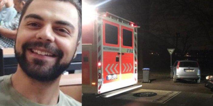 Türkiye'nin Köln Başkonsolosluğu şoförünün kayıp oğlu nehirde ölü bulundu. Aracındaki mektubun sırrı