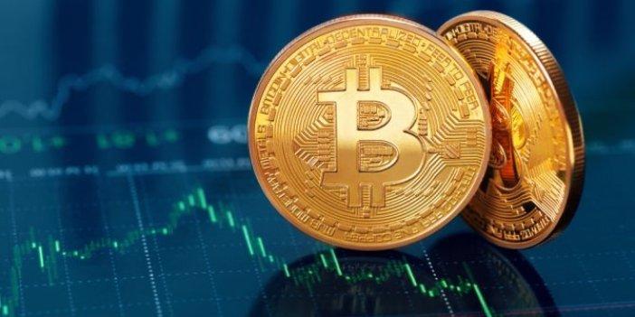 Bitcoin'de sert dalgalanma