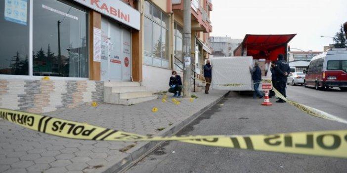 Eskişehir'de bıçaklı kavga