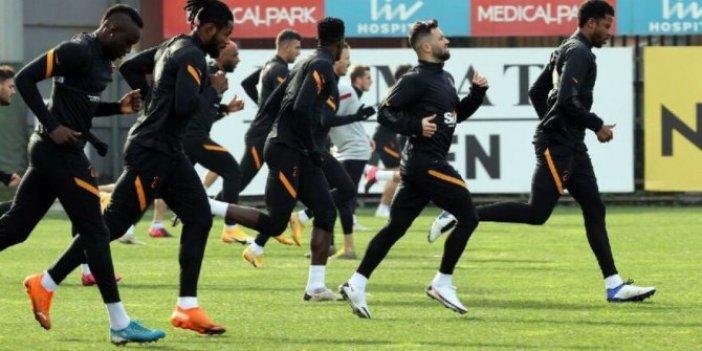 Galatasaray'ın Konyaspor maçı kadrosu belli oldu