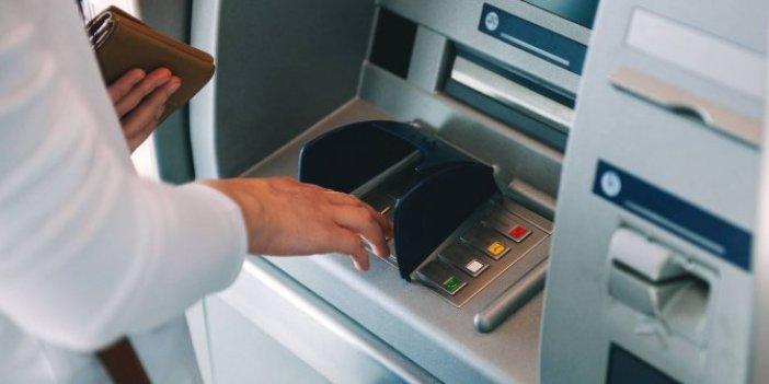 Ziraat, Halkbank, Vakıfbank ve PTTBank resmen anlaştı. ATM'de bu ücret artık alınmayacak