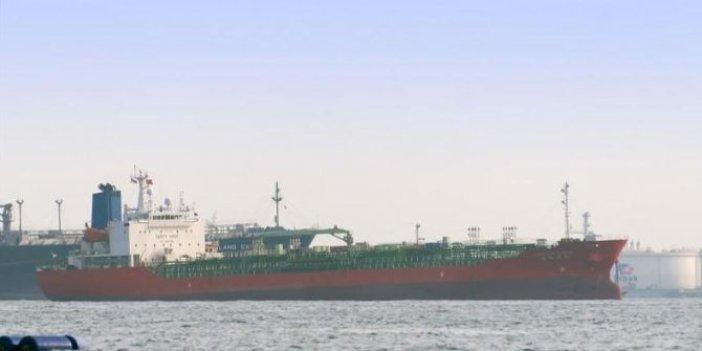 İran, Güney Kore bayraklı tankere el koydu