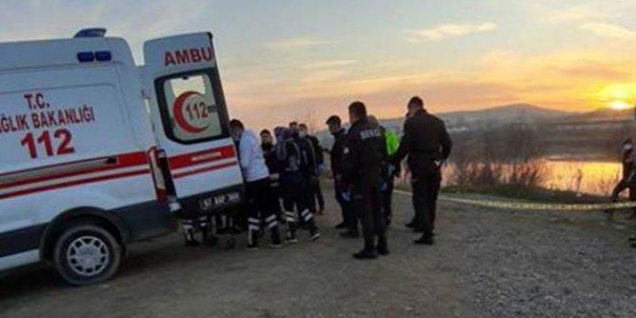 Zonguldak'ta korkunç infaz. Elleri ve ayakları bağlı erkek cesedi bulundu
