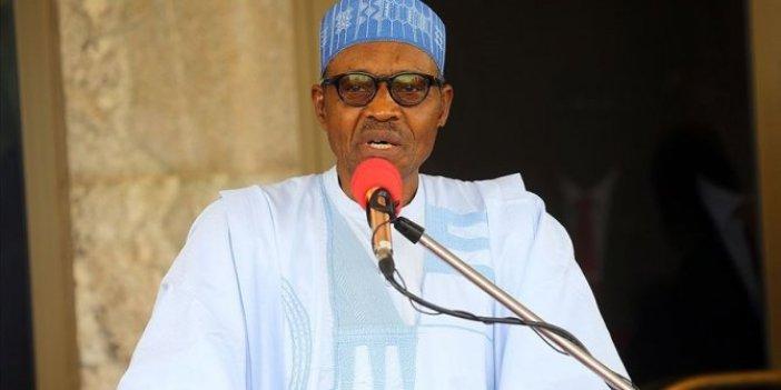 Nijerya Devlet Başkanı Buhari'den Batı Afrika ülke liderlerine 'teröre karşı birlik' çağrısı