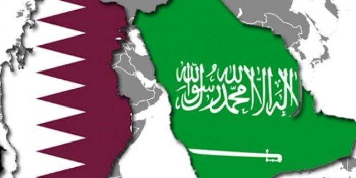 Flaş... Flaş...Suudi Arabistan ile Katar arasındaki sınırlar açıldı!