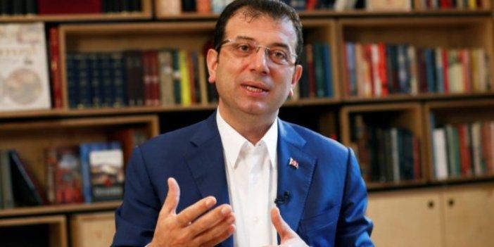 İmamoğlu'ndan Boğaziçi Üniversitesi açıklaması
