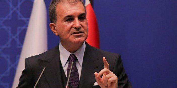 AKP'li Ömer Çelik'in Türkiye gafı gündeme damga vurdu