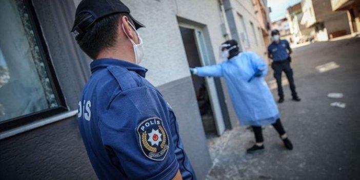 İçişleri Bakanlığı Sözcüsü Çataklı izolasyona uymayanların sayısını açıkladı