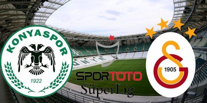 Konyaspor 2003'ten sonra ilk kez kazandı
