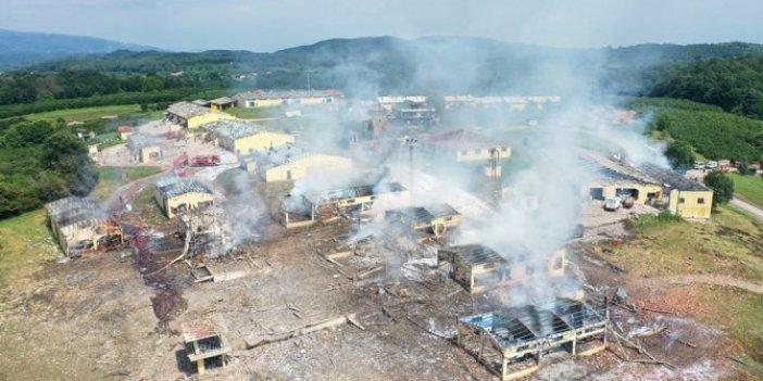 Havai fişek fabrika patlamasında ilk duruşma