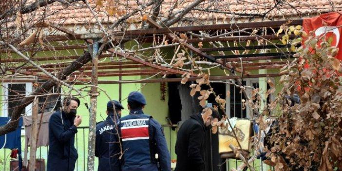 Gizemini itfaiye ve jandarma da çözemedi. Kırıkkale'deki esrarengiz ev kendini yakıyor