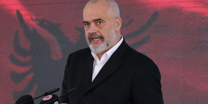 Arnavutluk Başbakanı Edi Rama yarın Türkiye'ye geliyor