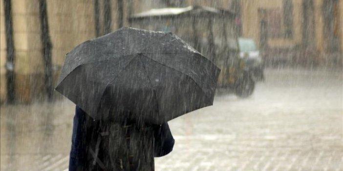 Meteoroloji'den kuzey ve iç kesimler için karla karışık yağmur uyarısı. Sabah ve geceye dikkat dondurucu soğuk geliyor