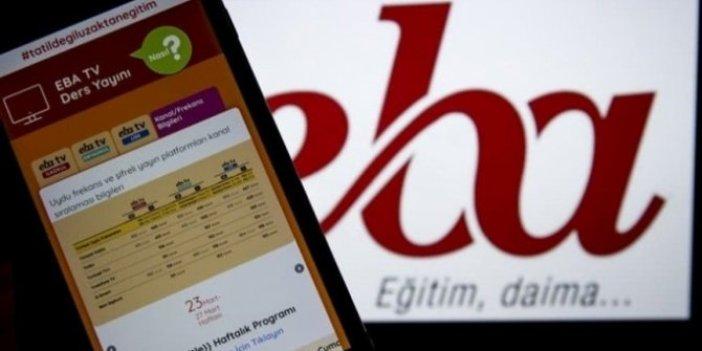 EBA TV'de sıkıntı büyük aileler endişeli