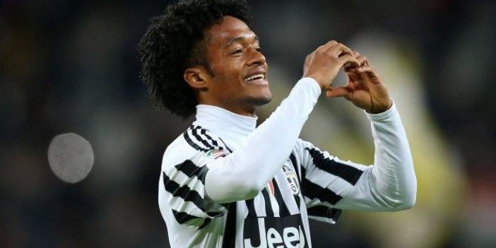 Juventus'ta Juan Cuadrado şoku
