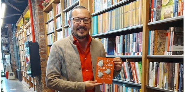 Sercan Avcı'nın ilk şiir kitabı Daktiloda Yazılmış Aşk raflarda yerini buldu